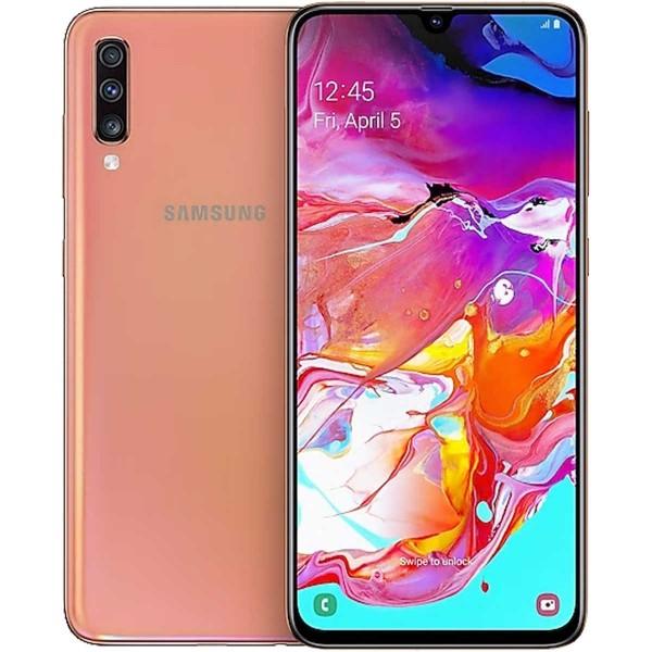 Samsung A705 Galaxy A70 4G 128GB Dual-SIM coral