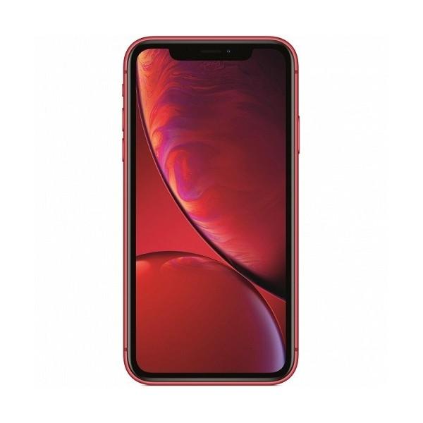 Apple iPhone XR 4G 128GB Rojo