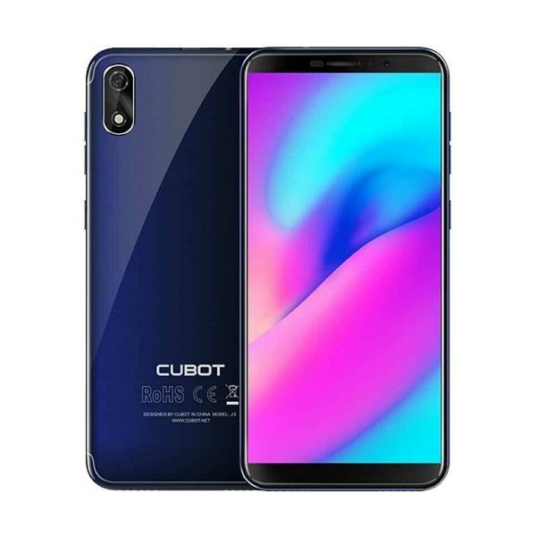 Cubot J3 16GB Dual-SIM blue