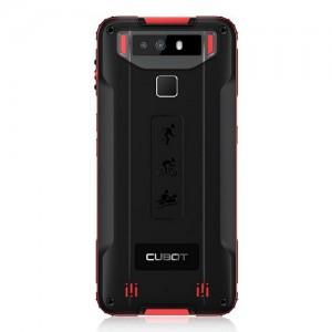 Cubot Quest 4G 64GB Dual-SIM black red