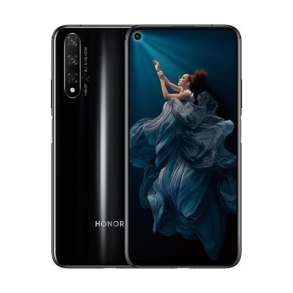 Huawei Honor 20 4G 128GB Dual-SIM midnight black