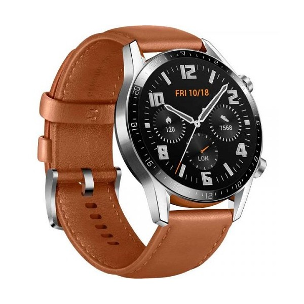 Bracelet Huawei Watch GT2 Classic 46mm EU Brown