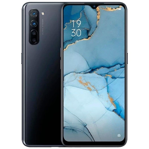 Oppo Reno3 4G 8GB RAM 128GB Midnight Black