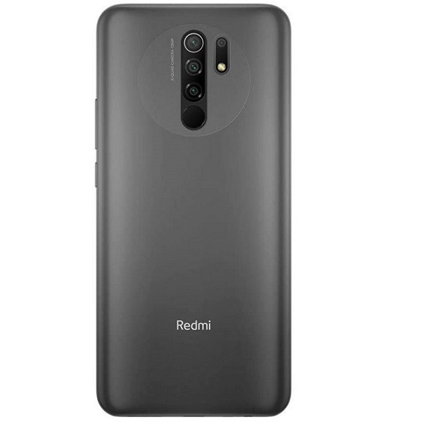 Xiaomi Redmi 9 4G 4GB RAM 64GB DS Carbon Gray