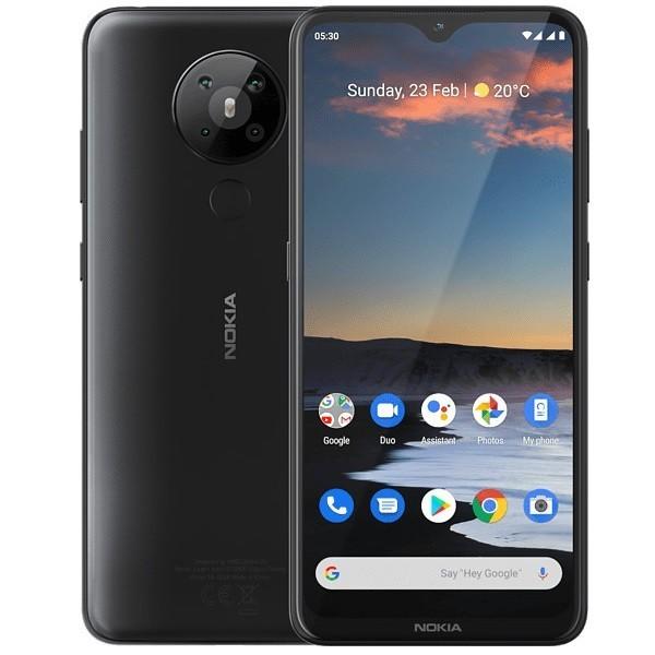 Nokia 5.3 4G 4GB RAM 64GB Carbon