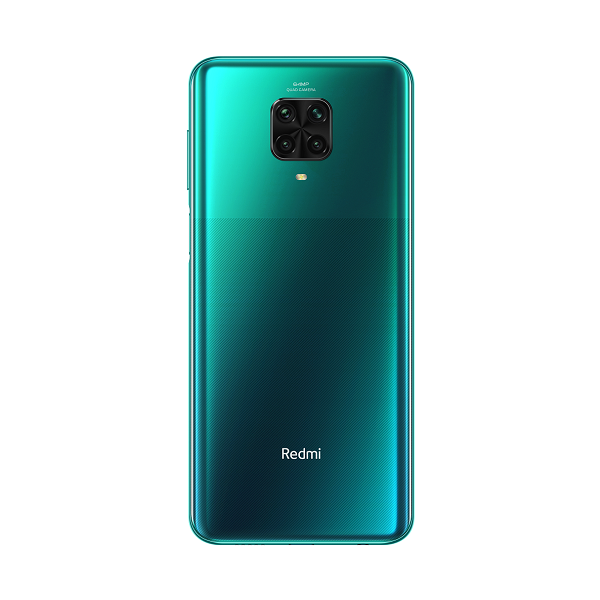 Xiaomi Redmi Note 9 Pro 4G 6GB RAM 64GB DS Tropical Green