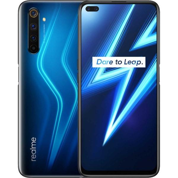 Realme 6 Pro 4G 8GB/128GB Dual-SIM Lightning Blue