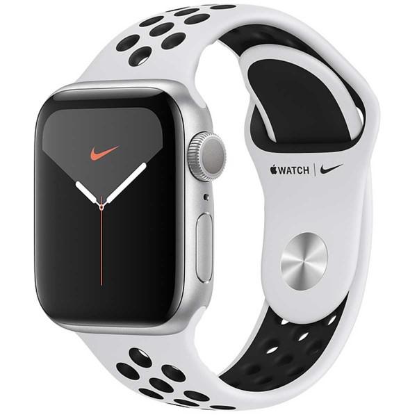 Apple Watch Series 5 Nike+ 40mm Space Grey AC, Anth/Black SB