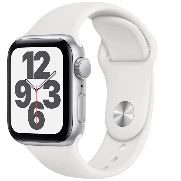 Apple Watch SE 40mm blanco plata