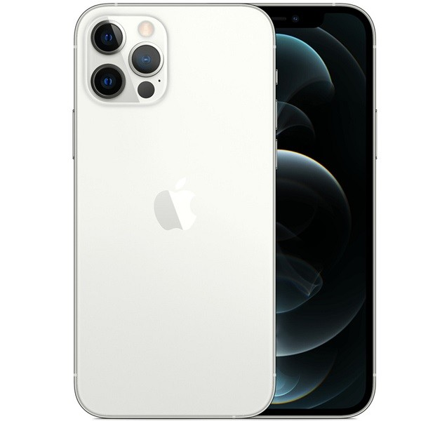iPhone 12 Pro Max 128 silver