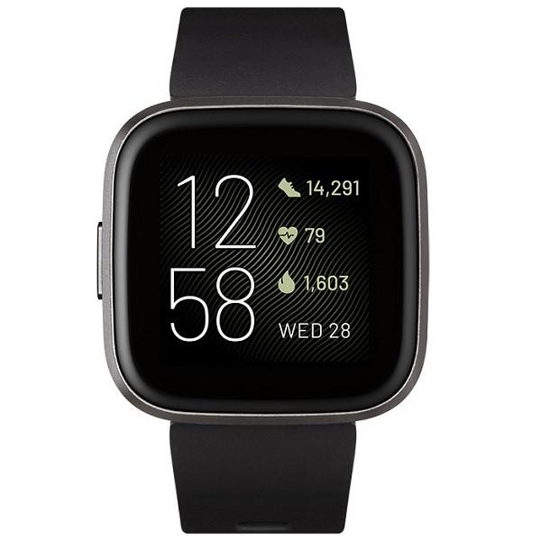 Smartwatch Fitbit Versa 2 negro