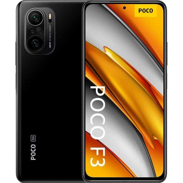 Xiaomi Poco F3 5G 6GB RAM 128GB negro