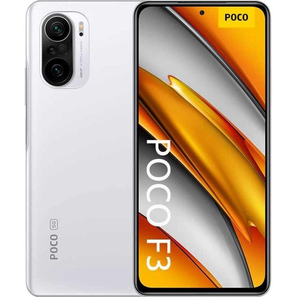 Xiaomi Poco F3 5G 8GB RAM 256GB blanco