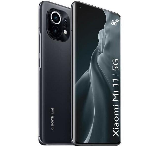 Xiaomi Mi 11 5G dual sim 8GB RAM 256GB gris