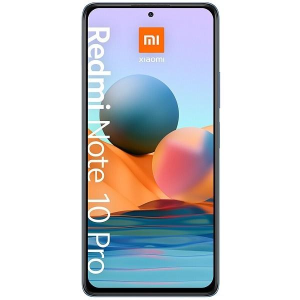 Xiaomi Redmi note 10 pro 6GB RAM 64GB azul