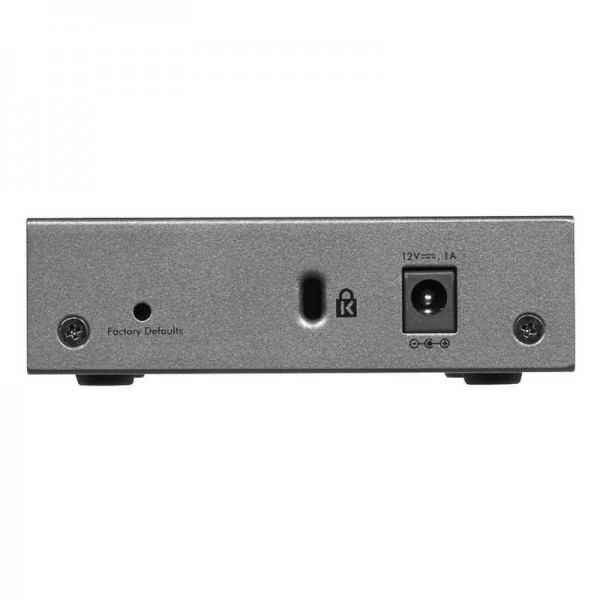 HUB SWITCH 5 PTOS NETGEAR 10/100/1000 GS105E