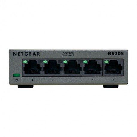 HUB SWITCH NETGEAR GS305-300PES